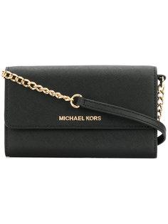 сумка на плечо с логотипом Michael Kors