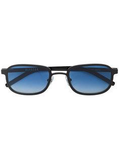 квадратные солнцезащитные очки с градиентными линзами Blyszak