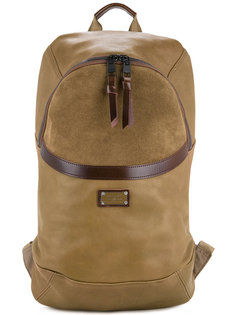 Leather combination day pack As2ov