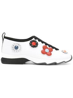 2ef5dead9a23 Женские низкие кроссовки Fendi – купить в интернет-магазине   Snik.co
