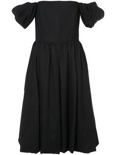 платье с открытыми плечами Co