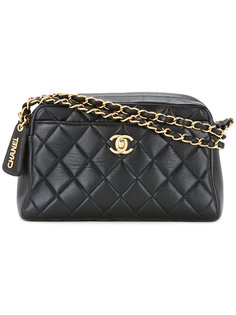 стеганая сумка с цепочкой  Chanel Vintage