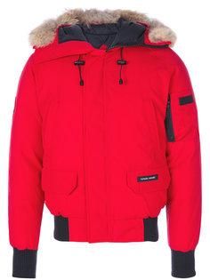 hooded padded jacket Canada Goose