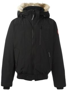 куртка-бомбер со съемным капюшоном Canada Goose
