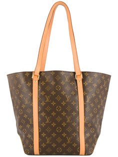 сумка-шоппер с монограммой Louis Vuitton Vintage