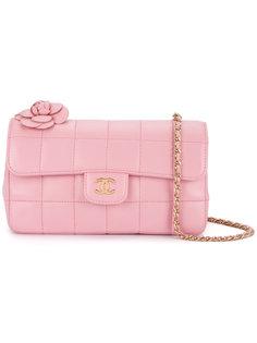 стеганая сумка на плечо Camellia Chanel Vintage