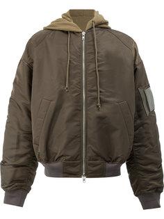 классическая куртка-бомбер Juun.J