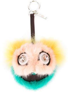 меховая подвеска Bag Bugs Fendi