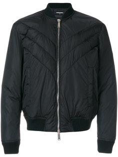 пуховая куртка-бомбер Dsquared2