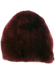 шапка из кроличьего меха Marni