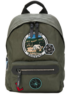 рюкзак с нашивками Lanvin