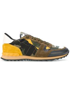Низкие кроссовки Valentino