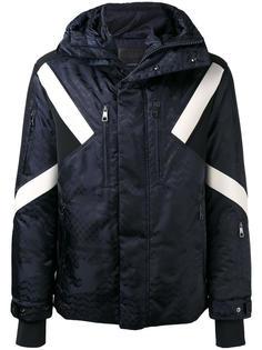 куртка-пуховик с принтом Neil Barrett