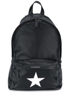 рюкзак с принтом звезды Givenchy