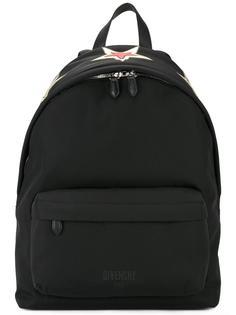 рюкзак с нашивками в виде звезд Givenchy