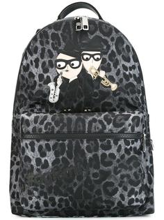 рюкзак Volcano с нашивкой Dolce & Gabbana