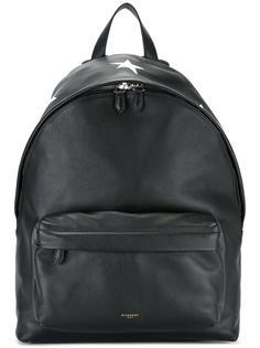 рюкзак с принтом звезд Givenchy