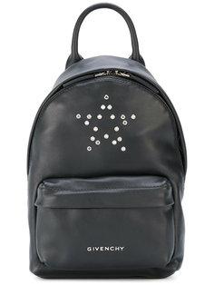рюкзак с заклепками-звездами  Givenchy