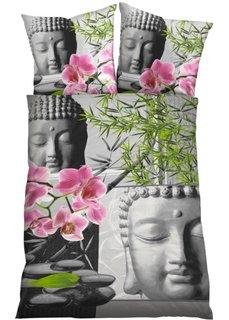 Постельное белье Будда, ренфорс (различные расцветки) Bonprix
