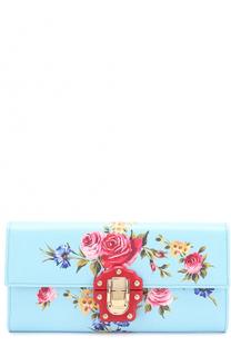 Сумка Lucia с цветочным принтом Dolce & Gabbana