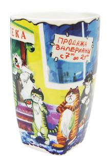 """Кружка """"Городские коты"""" Федерация"""