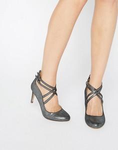 Туфли на каблуке Head Over Heels By Dune Alisha - Серебряный