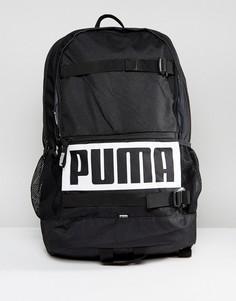 Черный рюкзак Puma Deck 7470601 - Черный