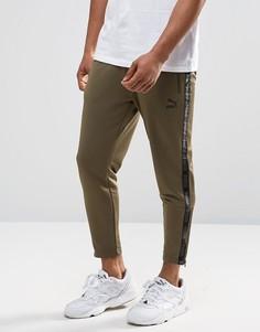 Спортивные штаны Puma Urban - Зеленый