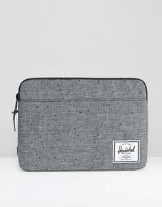 Чехол для Macbook с диагональю 13 Herschel Supply Co Anchor - Серый