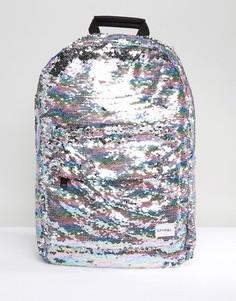 Рюкзак с пайетками Spiral - Мульти