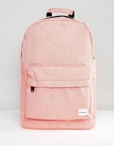 Розовый меланжевый рюкзак Spiral - Розовый