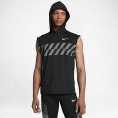 Мужская беговая худи без рукавов Nike Seasonal