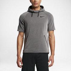 Мужская худи для тренинга с коротким рукавом Nike Dry