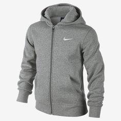 Худи для мальчиков (8–15) Nike Brushed Fleece Full-Zip