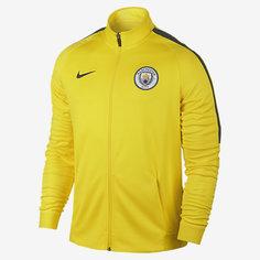 Мужская футбольная куртка Manchester City FC Dry Strike Nike