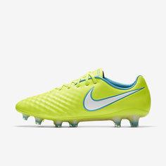 Женские футбольные бутсы для игры на твердом грунте Nike Magista Opus II