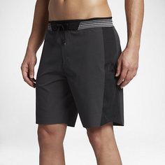 Мужские бордшорты Hurley Phantom Hyperweave Motion Stripe Elite 45,5 см Nike