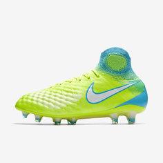 Женские футбольные бутсы для игры на твердом грунте Nike Magista Obra II