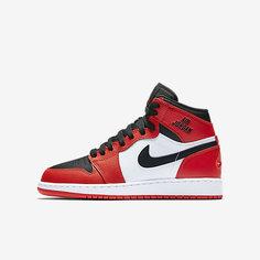 Кроссовки для школьников Air Jordan 1 Retro High Nike