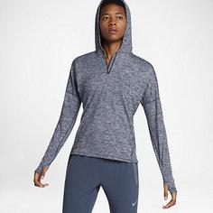 Женская беговая худи Nike Dry Element