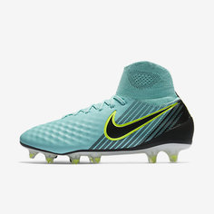 Женские футбольные бутсы для игры на твердом грунте Nike Magista Orden II
