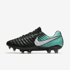 Женские футбольные бутсы для игры на твердом грунте Nike Tiempo Legend VII