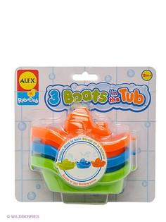 Игрушки для ванной Alex Alex®
