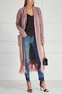 Джинсы с прорезями Dolce&;Gabbana
