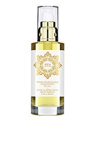 Масло для тела moroccan rose - REN Clean Skincare