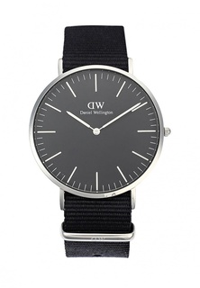 Часы Daniel Wellington Classic Black Cornwall