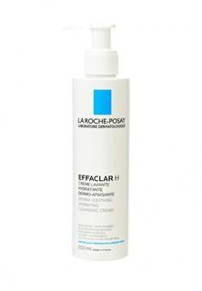 Крем La Roche-Posay EFFACLAR H Очищающий для проблемной кожи, пересушенной в результате медикаментозного лечения 200 мл