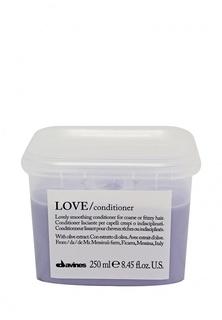 Кондиционер для вьющихся волос разглаживающий Davines Essential Haircare NEW - Обновленная линия для ежедневного ухода за волосами 250 мл
