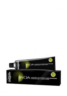 Краска для волос 4.45 LOreal Professional INOA ODS2 - Краска для волос с окислением без аммиака