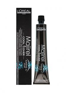 Стойкая крем-краска для волос 7.1 LOreal Professional Majirel Cool Cover - Краска для идеального стойкого покрытия седины